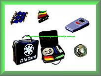 Комплект для мобильного интернет-телемониторинга Paramedic