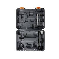 Перфоратор 850 Вт, 3 режима, 2.5 Дж, 0-1100 об/мин, 0-5100 уд/мин, фото 9