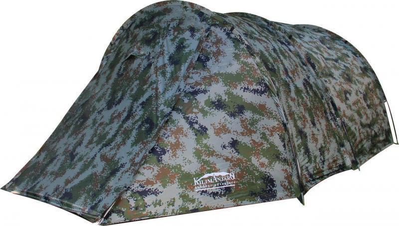 Палатка 4х местная KILIMANJARO SS-06Т-139 4м