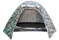 Палатка 3х местная KILIMANJARO SS-06Т-123-2 3м, фото 1
