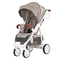 Прогулочная коляска CARRELLO Echo CRL-8508 белая рама (ЦВЕТА В НАЛИЧИИ)