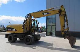Колесный экскаватор Caterpillar M316C 2007 года Б/У