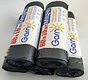 Пакеты мусорные 60л 10 шт.ПРОЧНЫЕ  ТМ Garno / Гарно /, фото 3