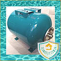 Бак для насосной станции 50 литров горизонтальный AQUATICA 779122, фото 6