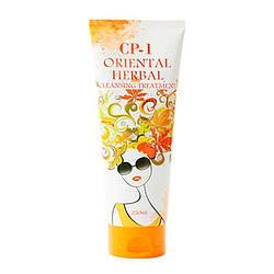 Парфумована маска для волосся Esthetic House CP-1 Oriental Herbal Cleansing Treatment