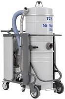 Новые трехфазные промышленные пылесосы T22, T40 и T40W