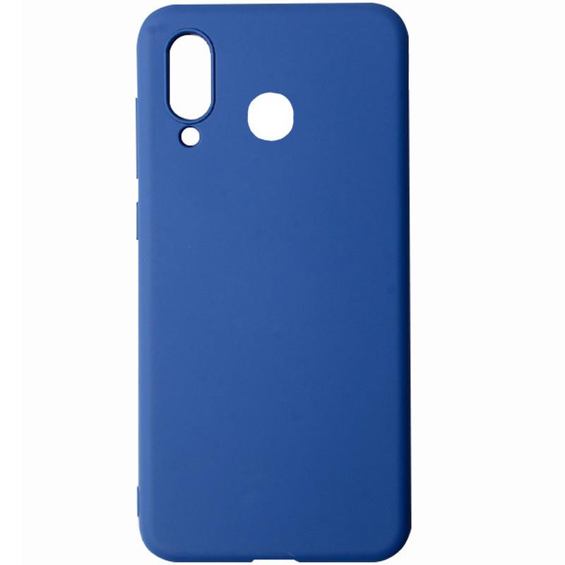Силиконовый чехол Soft cover под магнитный держатель для Huawei P Smart Z