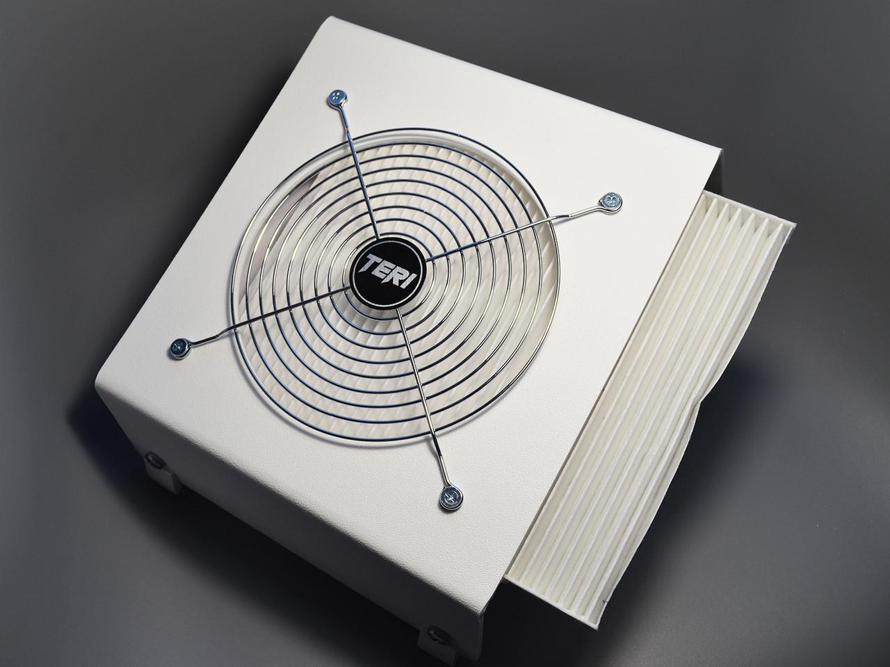 Teri 500m настільна манікюрна витяжка з HEPA фільтром