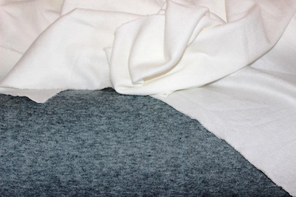 Ткань ангора Альпака, плотная мягкая, цвет сизый. №309, фото 1