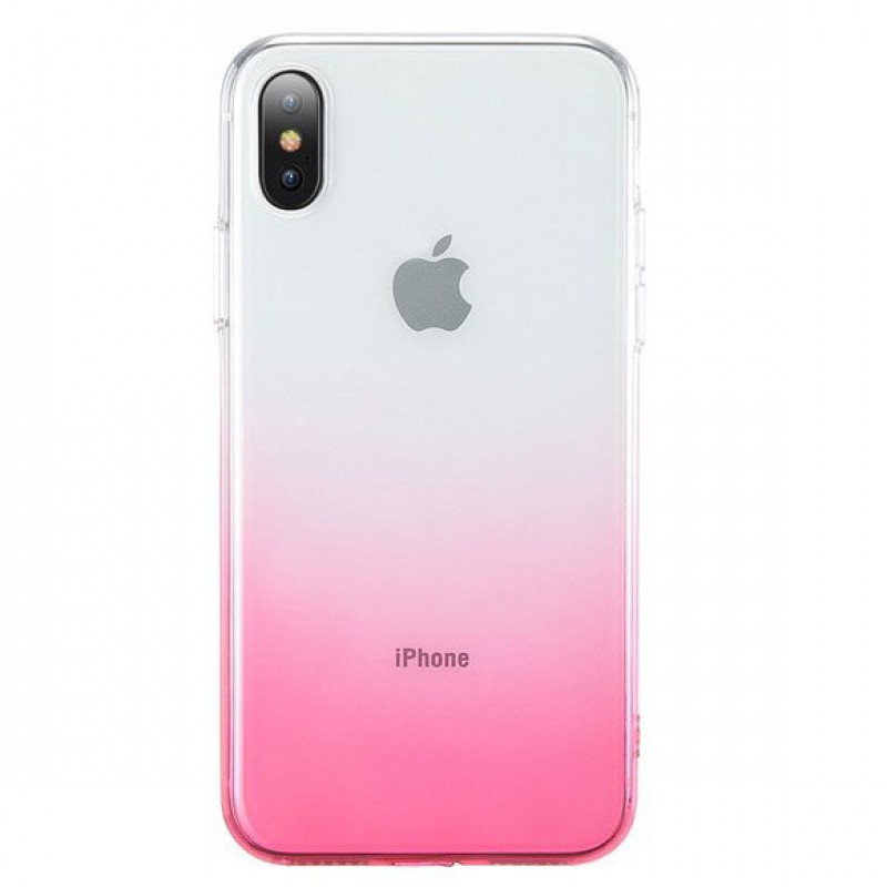"TPU+PC Ombre для Apple iPhone XS Max (6.5"")"