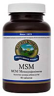 МСМ сера - метилсульфонилметан компании - 90 кап - NSP, США