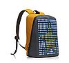 PIX Backpack городской рюкзак с цифровым экраном