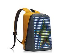 PIX Backpack городской рюкзак с цифровым экраном, фото 1
