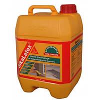 Добавка для мелкозернистых смесей и бетонов SikaLatex 20 кг