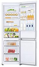 Холодильник Samsung RB34N5420WW / UA, фото 3