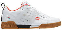 Мужские кроссовки Reebok Workout Plus Altered White (рибок воркаут плюс, белые)