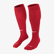 Гетры футбольные Nike Classic II Cushion SX5728-648 Красный M (38-42) (091209577349)