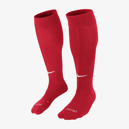 Гетры футбольные Nike Classic II Cushion SX5728-648 Красный L (42-46) (091209577455), фото 2