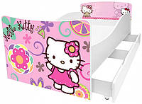 Детская кровать Киндер. 19. Hello Kitty., фото 1