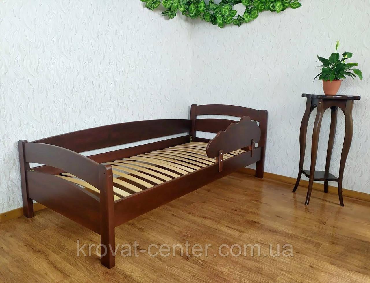 """Детская кровать с защитным бортиком """"Марта"""""""