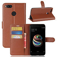 Чехол (книжка) Wallet с визитницей для Xiaomi Mi 5X / Mi A1