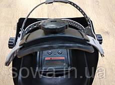 ✔️Сварочная маска - хамелеон (автозатемнение) MAX MXWO1, фото 3