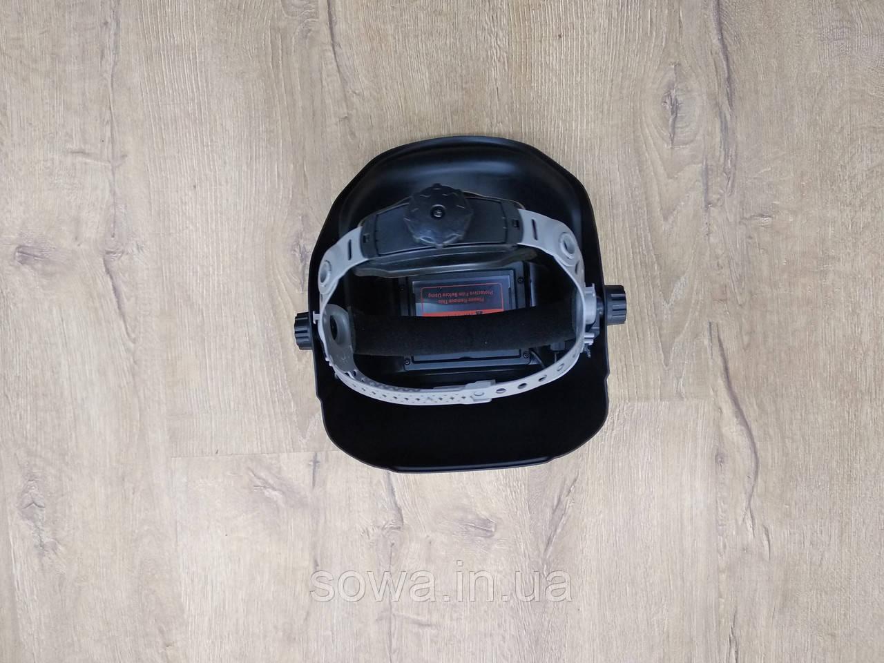 Сварочная маска хамелеон AL-FA ALWM01 - фото 3
