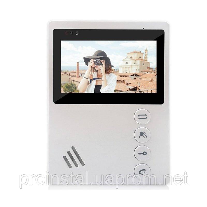 """Видеодомофон Simax-94402EP 4.3"""""""
