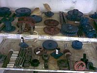 Звездочка предохранительного механизма зернового шнека Енисей кдм 2-21-4 z-25,t-19,05