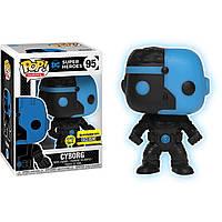 Фигурка Funko Pop Фанко Поп Лига Справедливости Киборг Justice League Cyborg 10 см DC C 95