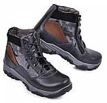 Ботинки подростковые из натуральной кожи от производителя модель МАК759, фото 3