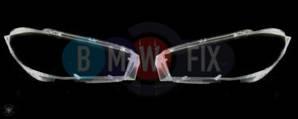 Стекло фары BMW X5 F15 Правое