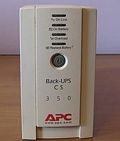 Источник бесперебойного питания, ИБП, ДБЖ, Back-UPS APC 350W, фото 1