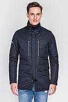 Крутая, демисезонная, непромокаемая куртка на стеганой подкладке.