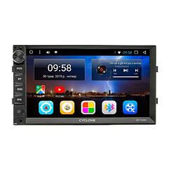 """АВТОМАГНИТОЛА Android GPS  Wi-Fi 7"""" 4х50Вт MP-7046A"""