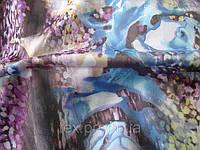Ткань летняя шелковая