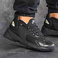 Кроссовки мужские  Nike Zoom 2К 8167 чёрные, фото 1