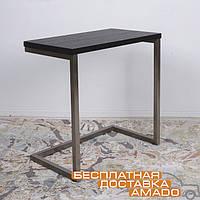Стол приставной-консоль YORK (59.5*35*60) венге