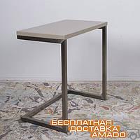 Стол приставной-консоль YORK (59.5*35*60) капучино