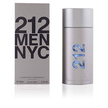 Carolina herrera 212 men (edt 100 ml), фото 2