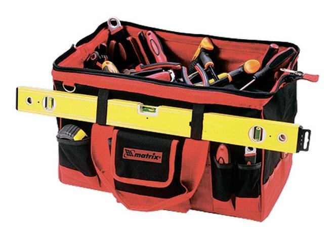 Сумка для інструменту, 32 кишені, 460мм * 280мм * 305мм MTX, фото 2