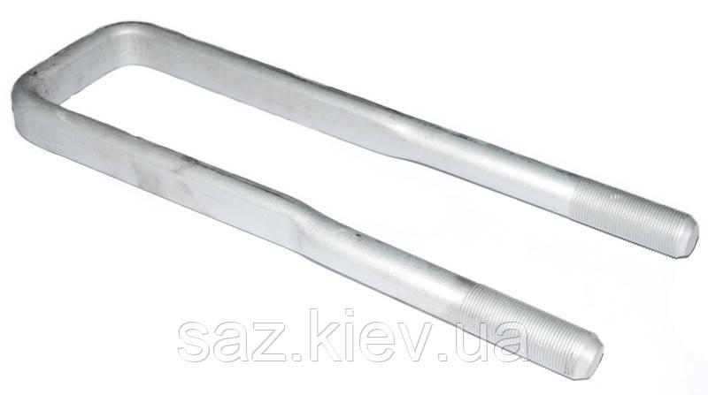 Стремянка М30х2,0 (455мм) задней рессоры 20т (пр-во КАМАЗ), 6520-2912408