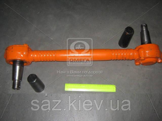 Штанга реактивная КамАЗ (палец+вкладыши, с гайками, обжимная) М30х1,5