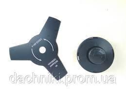 Коса электрическая Минск 3100 4 ножа 3 лески, фото 2