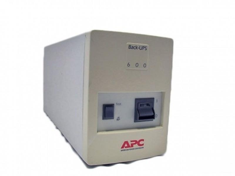 Источник бесперебойного питания, ИБП, ДБЖ, Back-UPS APC 600