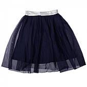 Школьная юбка с фатином Габби 11765 (р.122,128,134)