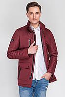 Крутая, демисезонная, непромокаемая куртка на стеганой подкладке