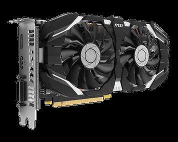 Відеокарта MSI GeForce GTX 1060 OC 6GB GDDR5 (GTX 1060 6GT OCV1)