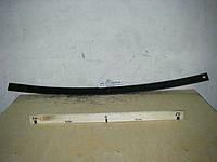 Лист №1 передней рессоры (коренной) с накладкой (Чусовой), 55111-2902101-01, КамАЗ