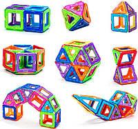 Магнітний конструктор 19 деталей / Магнитный конструктор 19 деталей